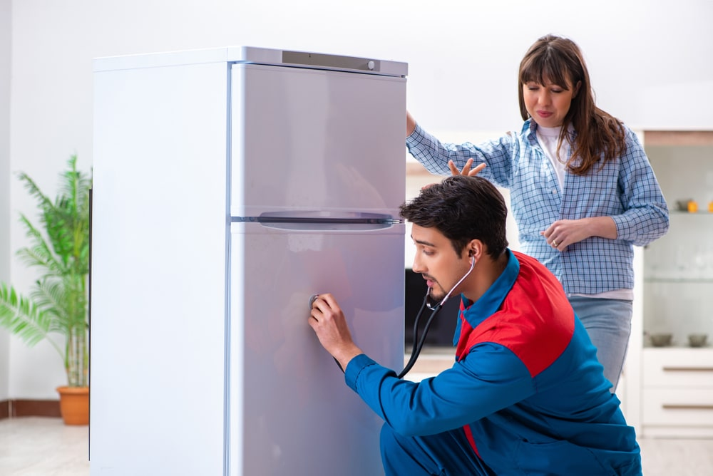 Routine fridge inspection protects you from surprise repairs later on