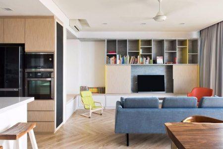 15 Reka Bentuk Kabinet TV yang Akan Menjadikan Ruang Tamu Anda Lebih Bergaya