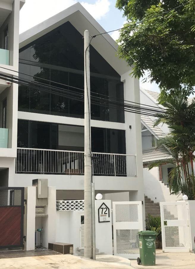 House renovation in Bukit Setiawangsa by Atelier Mo