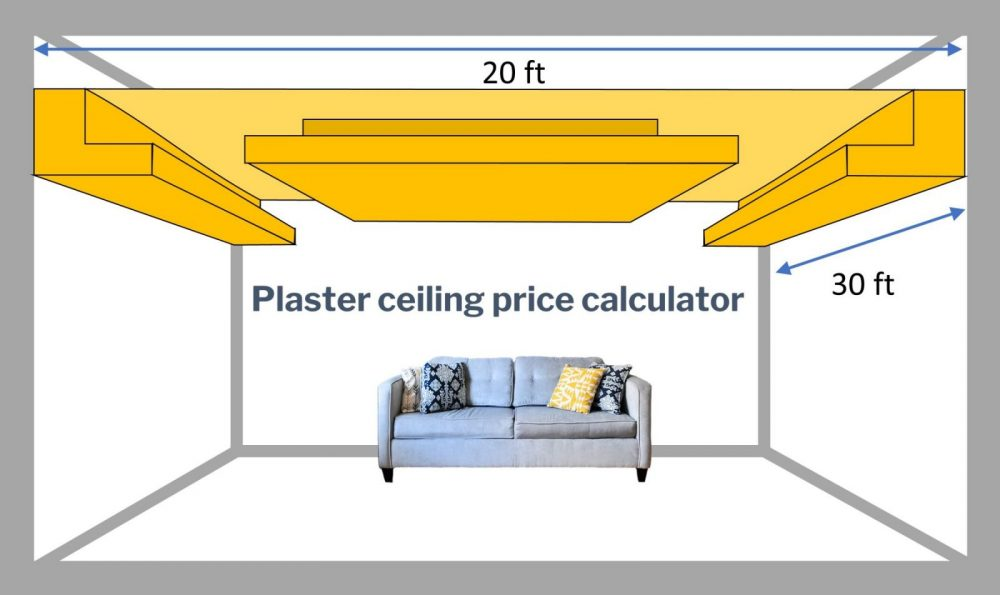 Plaster ceiling price malaysia calculator - Recommend.my