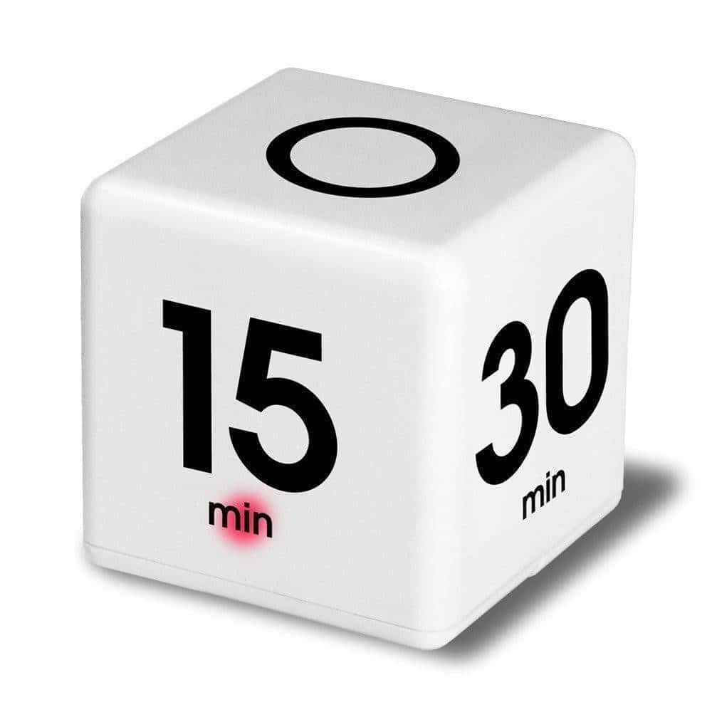 Time Cube Countdown Timer (5, 15, 30, 60 mins)