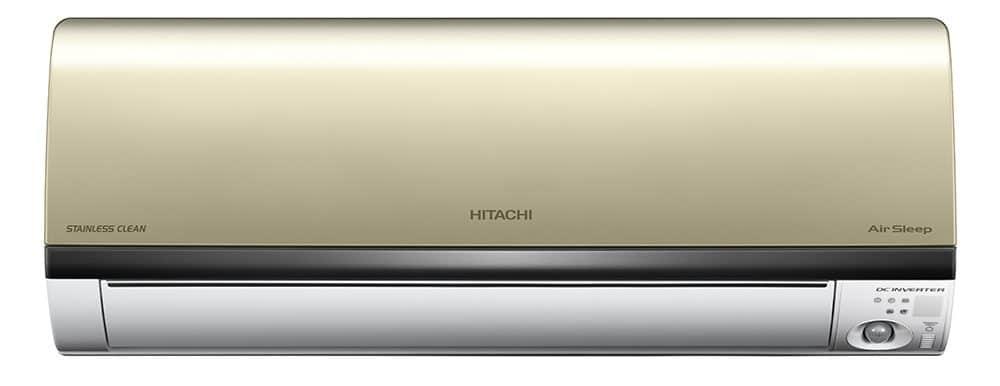 Deluxe Plus Inverter Series by Hitachi