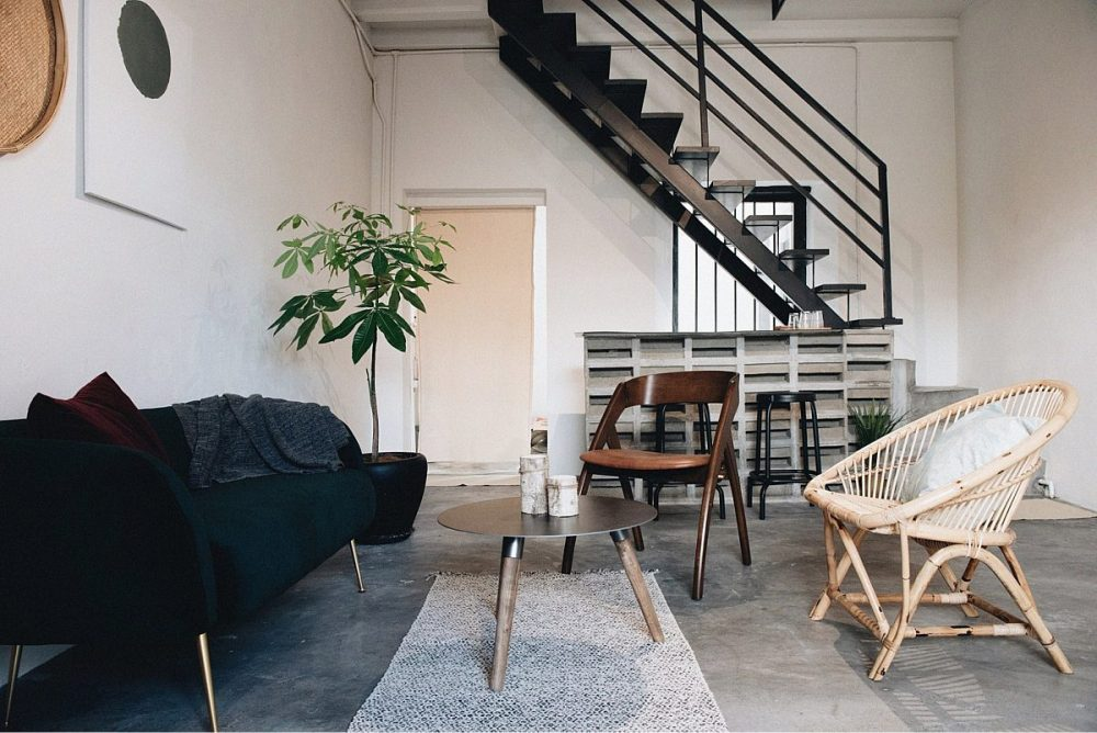 Penang heritage house interior design by Ceed Design