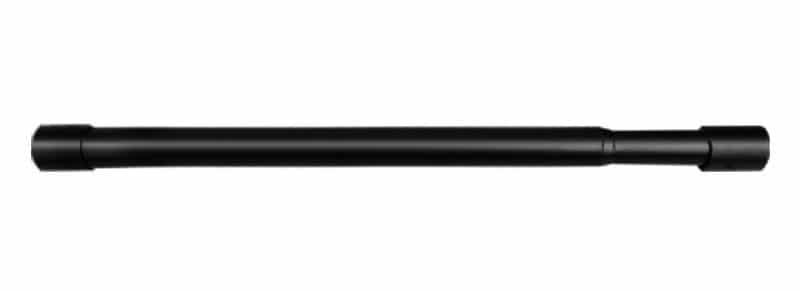 Black curtain rod. RM112