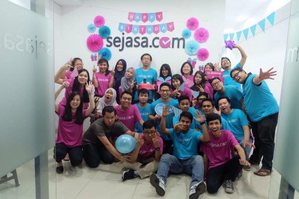 Growing the company fast fast fast to keep up with demand, Jakarta, April 2018